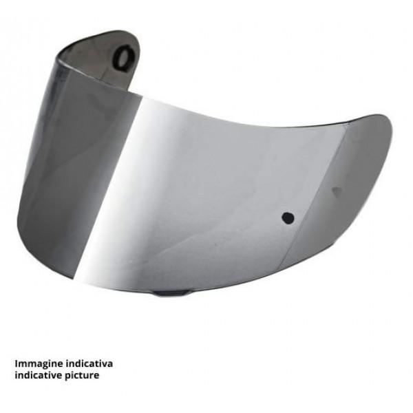 Visor iridium silver LS2 MX436 Pioneer