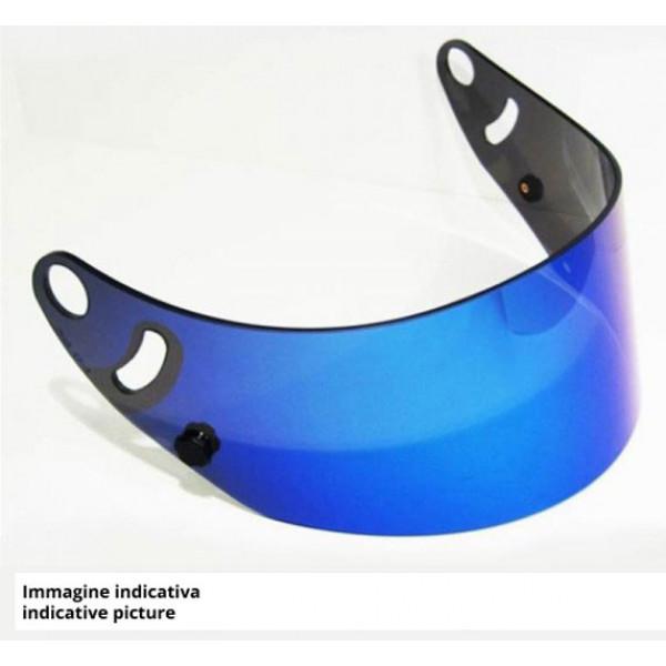 Visor iridium blue LS2 MX436 Pioneer