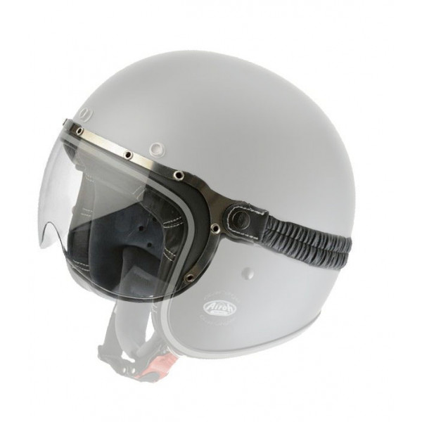 Airoh Antiscratch Visor with elastic  For RIOT GARAGE helmet clear