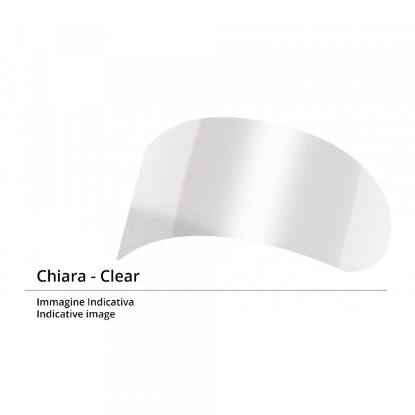 Airoh Antiscratch Visor For REV helmet clear ANTIFOG