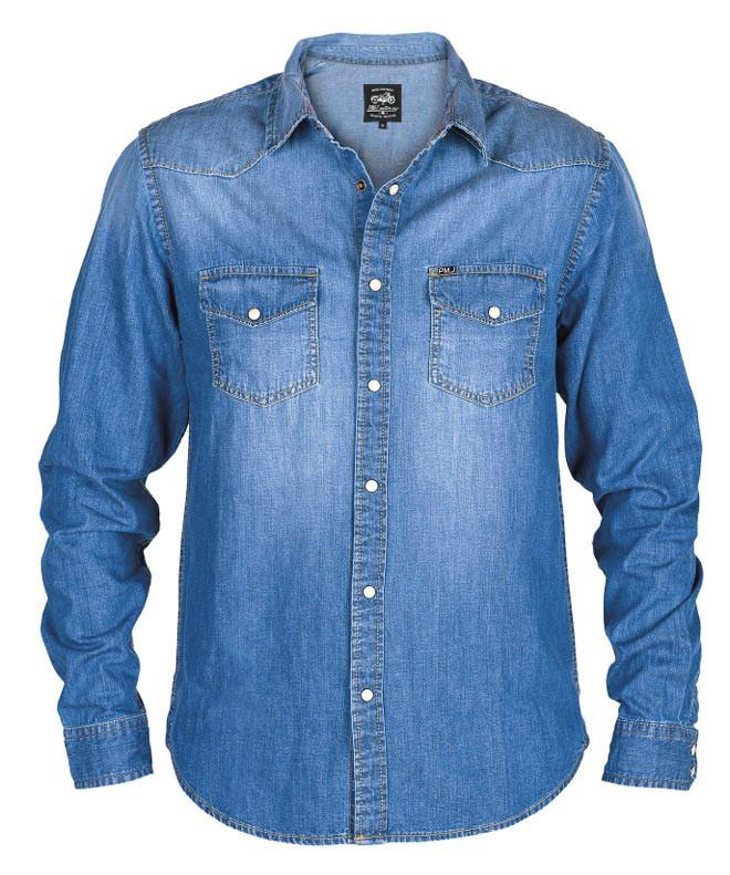 Pmj - Promo Jeans denim shirt