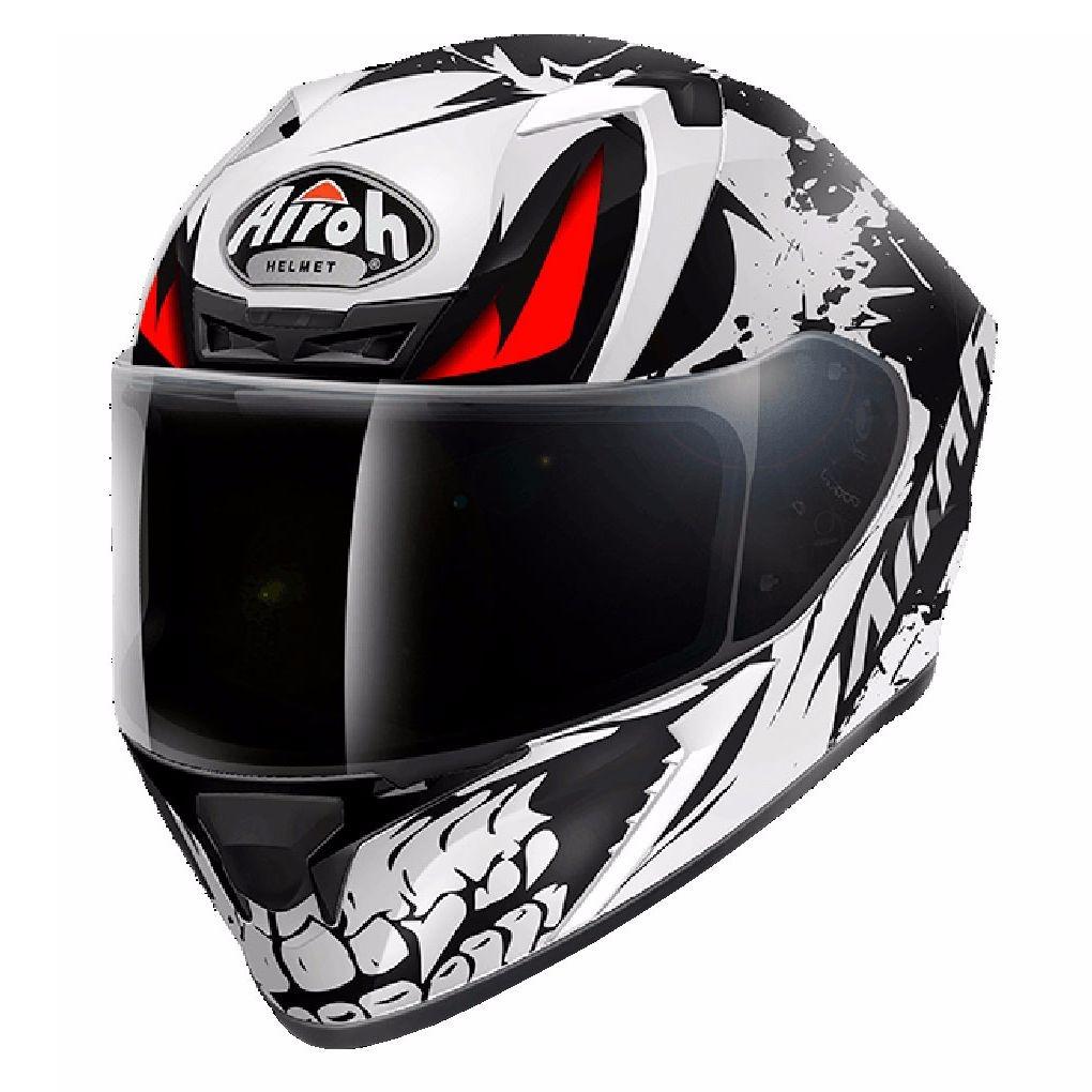 Airoh Valor Pinlock Ready  Bone  full face helmet matt