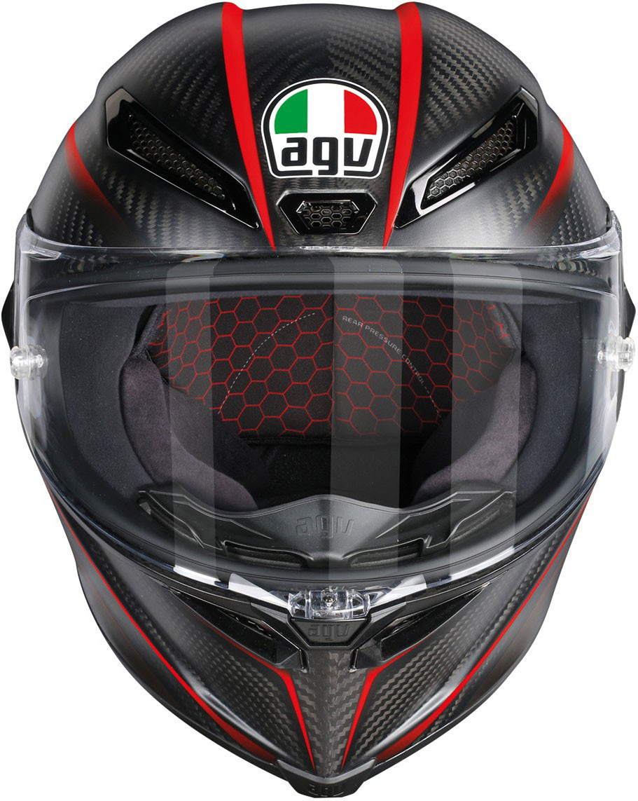 Agv Pista GP R Multi Granpremio matt carbon red racing full-face helmet f8a663cea