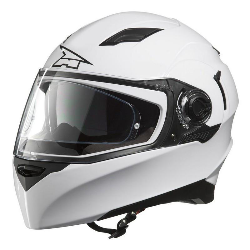 Axo RS01 full face helmet Mono matt White