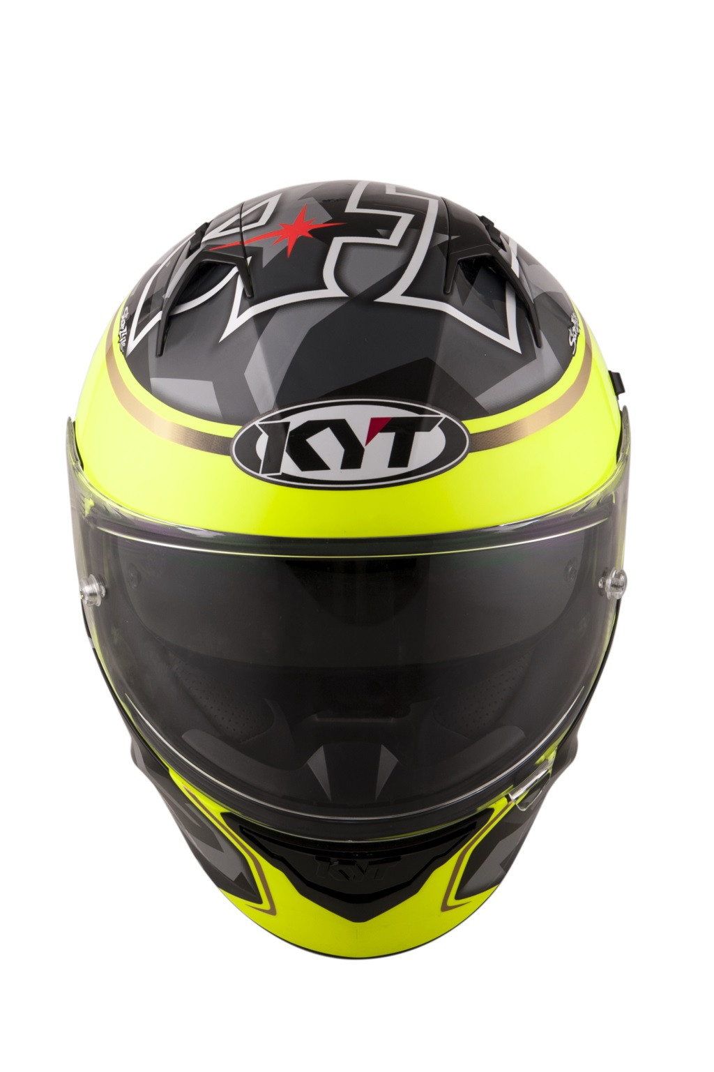 Kyt Full Face Helmet NF R Replica Espargaro Grey