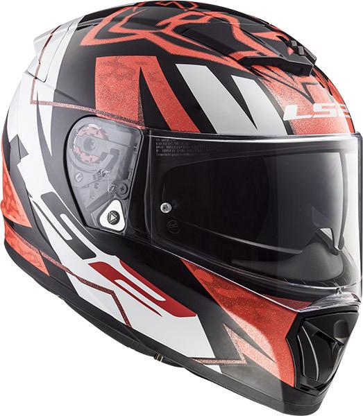 332250ea LS2 FF390 BREAKER BAZ CHALLENGE full face helmet