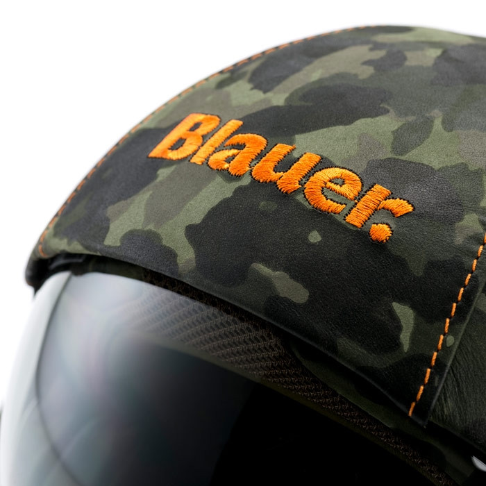purchase cheap 2f115 174b3 Blauer jet helmet PILOT 1.1 CAMOUFLAGE
