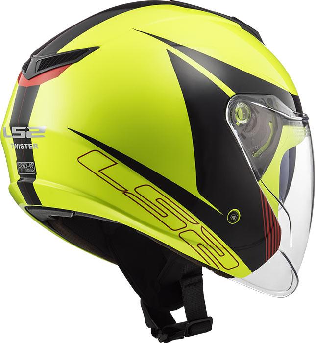 Casco de moto LS2 OF573 Twister II
