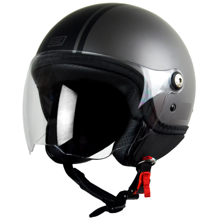 Origine jet helmet Mio Dandy grey