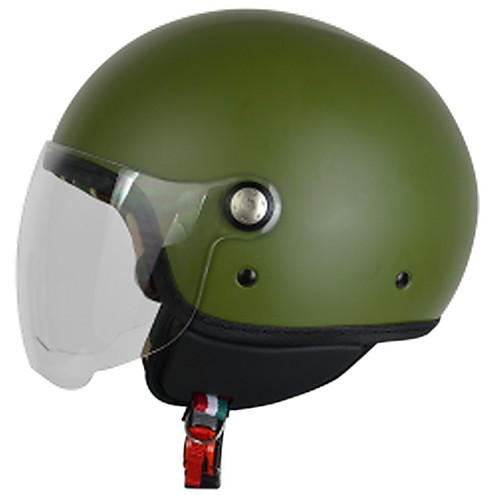 Origine jet helmet Mio green military