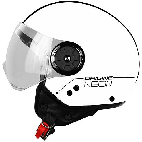 Origine jet helmet Neon Street white