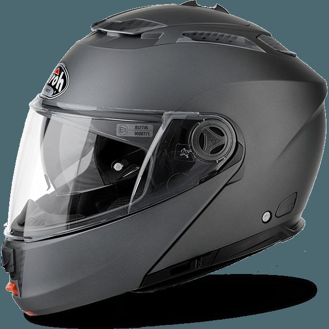Airoh Phantom S Pinlock Included Color flip up helmet anthracite matt