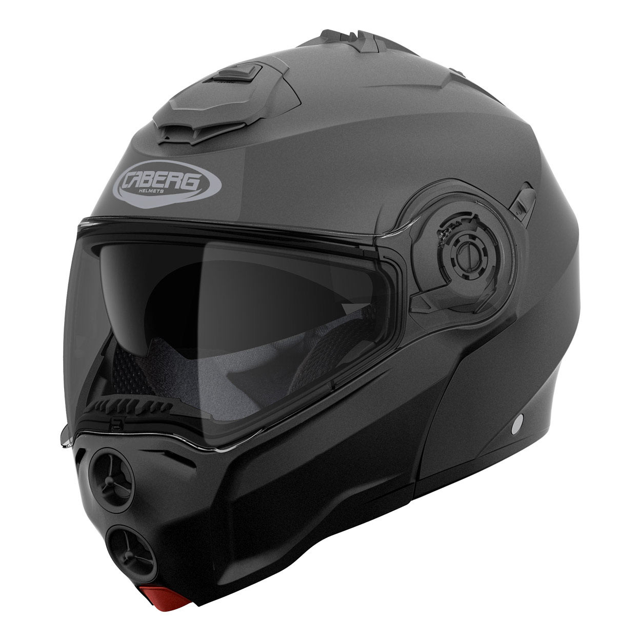 5521aab8 Caberg Droid flip up helmet matt black