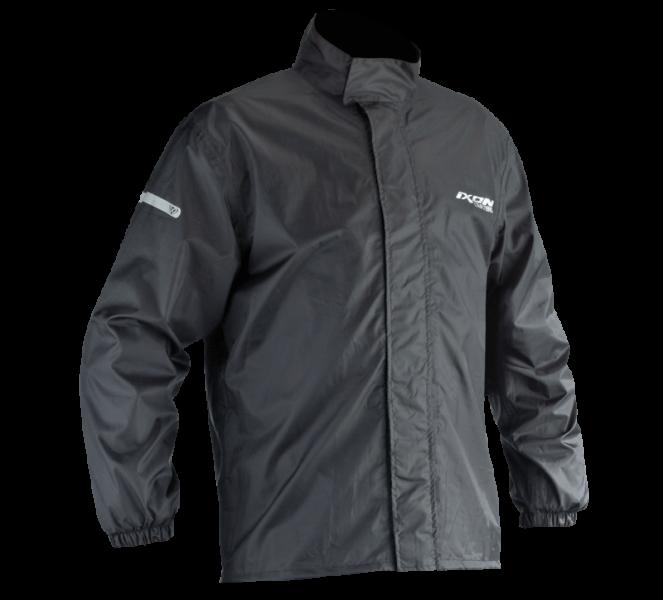 Ixon waterproof jacket Compact black