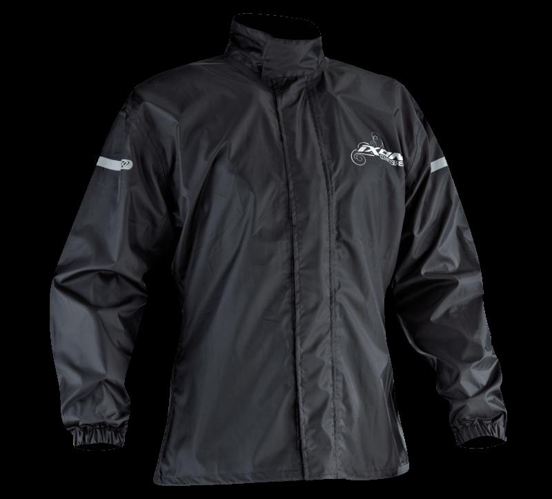 Ixon woman waterproof jacket Compact black