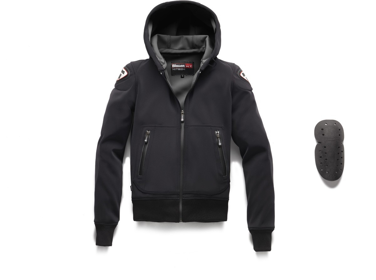 Blauer jacket EASY MAN 1.1 black asphalt