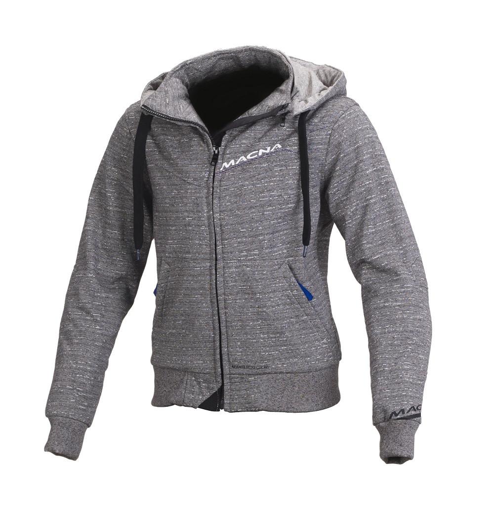 Macna woman summer jacket Freeride medium grey melange