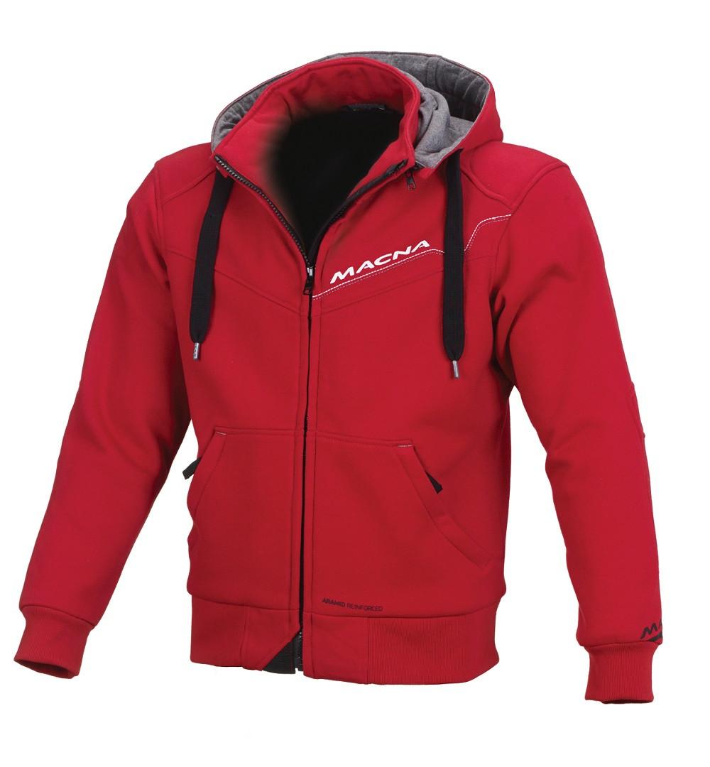 Macna summer jacket Freeride red
