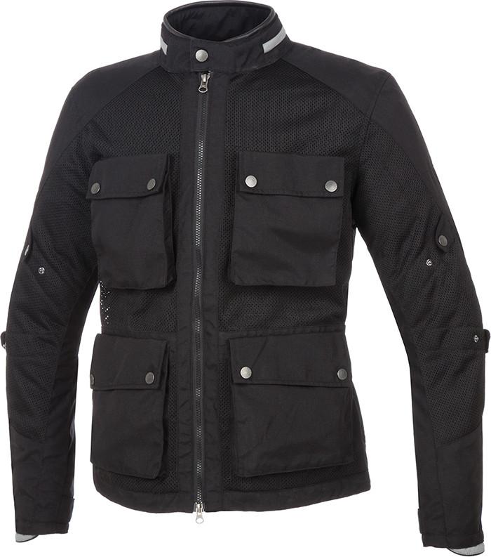 Tucano Urbano Multitask black summer jacket