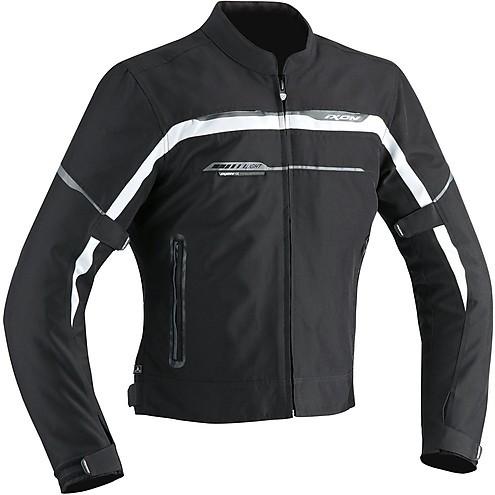 Ixon jacket Zetec Light HP Black grey white