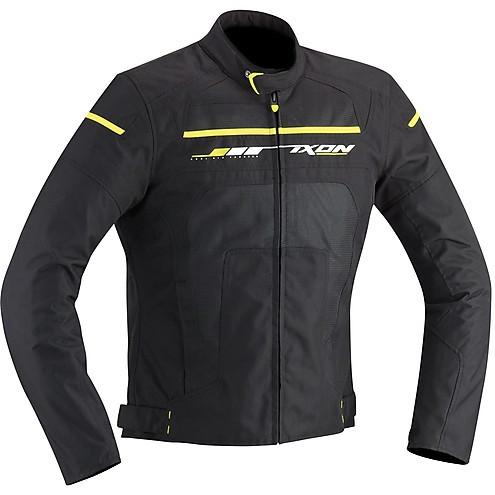 Ixon jacket Helios black yellow