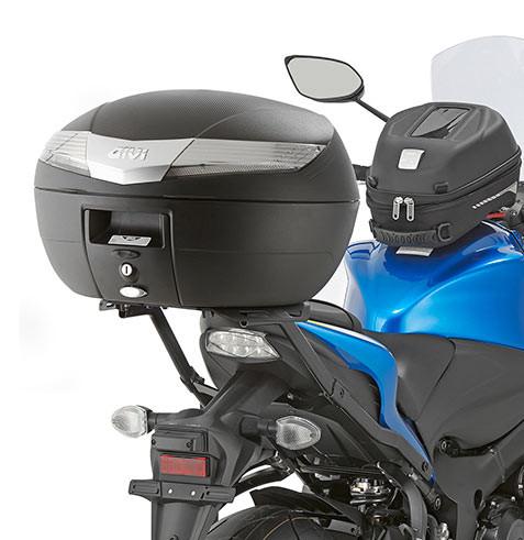 Givi 3110FZ specific rear attachment for Monokey and Monolock for Suzuki