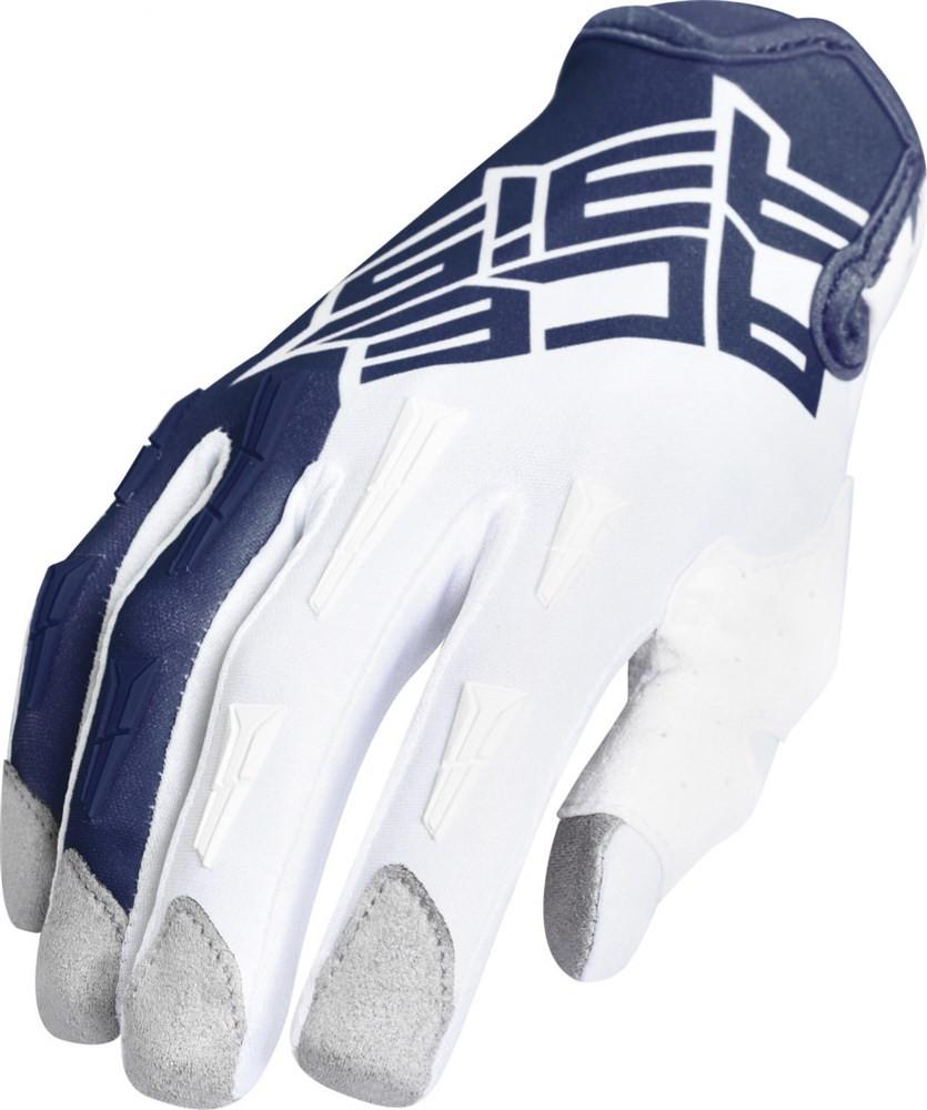 Acerbis MX X K KID kid cross gloves Black White