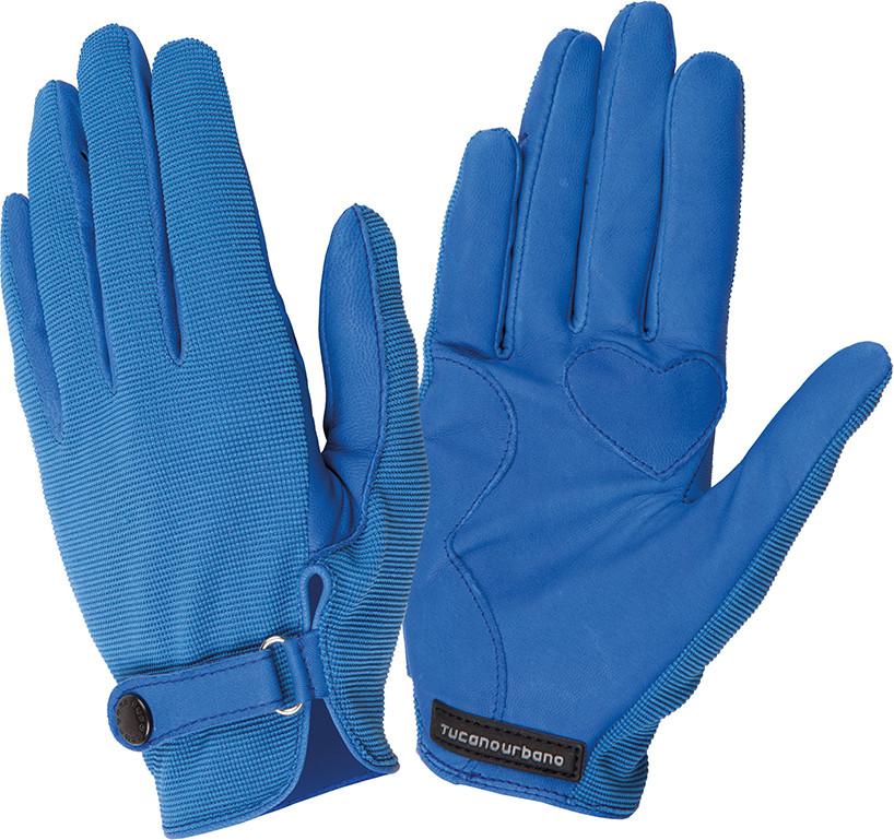 Tucano Urbano Eva Guant light blue women summer gloves