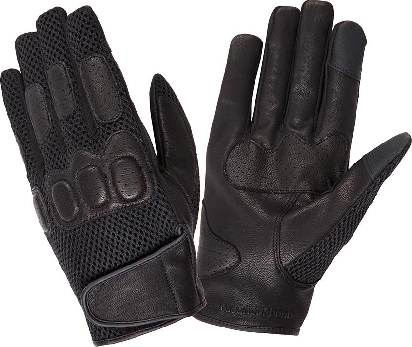 Tucano Urbano Aero Touch black summer gloves