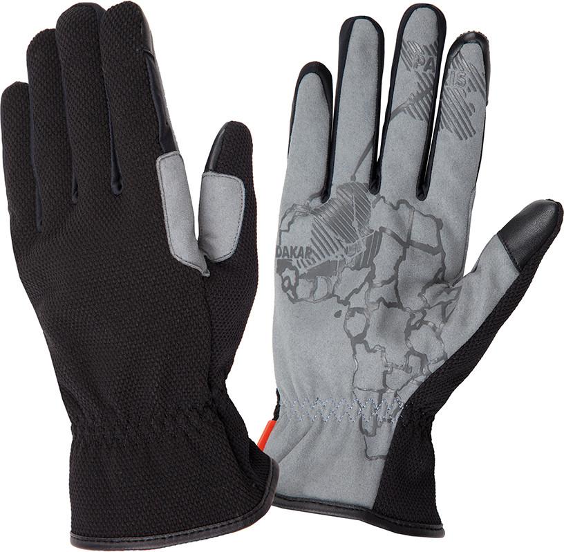 Tucano Urbano Mauri black summer gloves