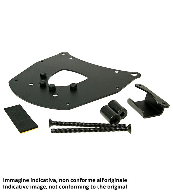 Givi e682m rear Attack including plate for FLH monolock