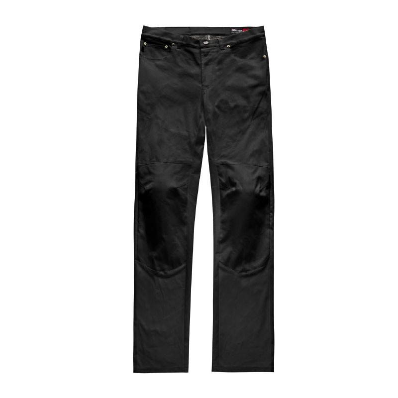 Blauer trousers Kevin 5 pokets Canvas black