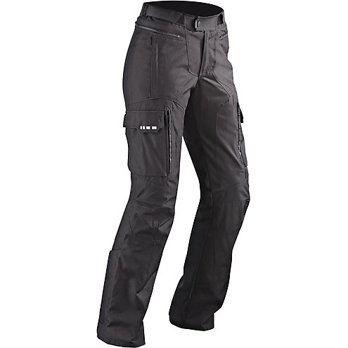 Ixon woman trousers Corsica black