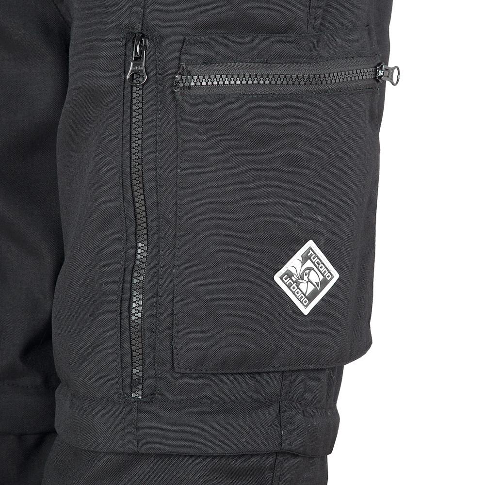 Into Black Urbano Zipster Shorts Tucano Convertible Pants eHWY9IED2