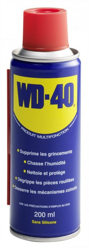 WD40 Spray cleaner Multifunction