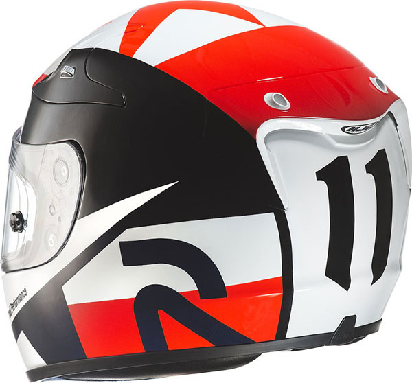 HJC RPHA 10 Plus Ben Spies Replica Austin MC1 full face helmet 401299870
