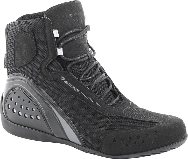 Dainese Motoershoe Lady D-WP JB boots blakc black anthracite