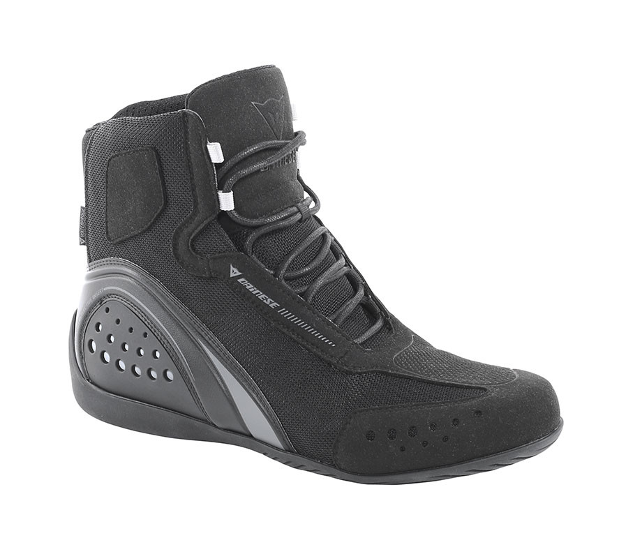 Dainese Motorshoe Air JB shoes Black Anthracite