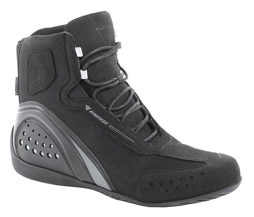 Dainese Motorshoe D-WP JB shoes Black Anthracite