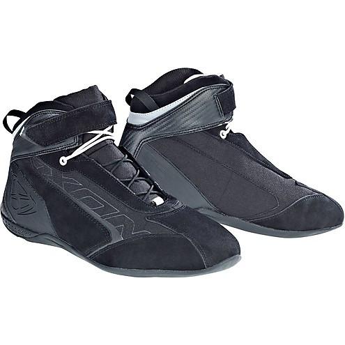 Ixon shoes Speeder black white