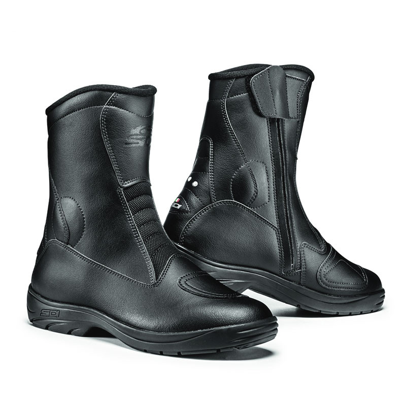 Sidi One Rain touring boots black
