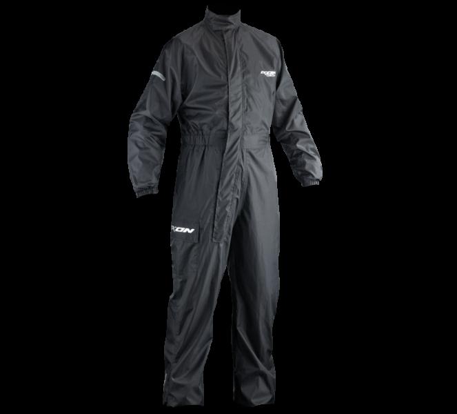 Ixon waterproof one piece suit Compact Suit black