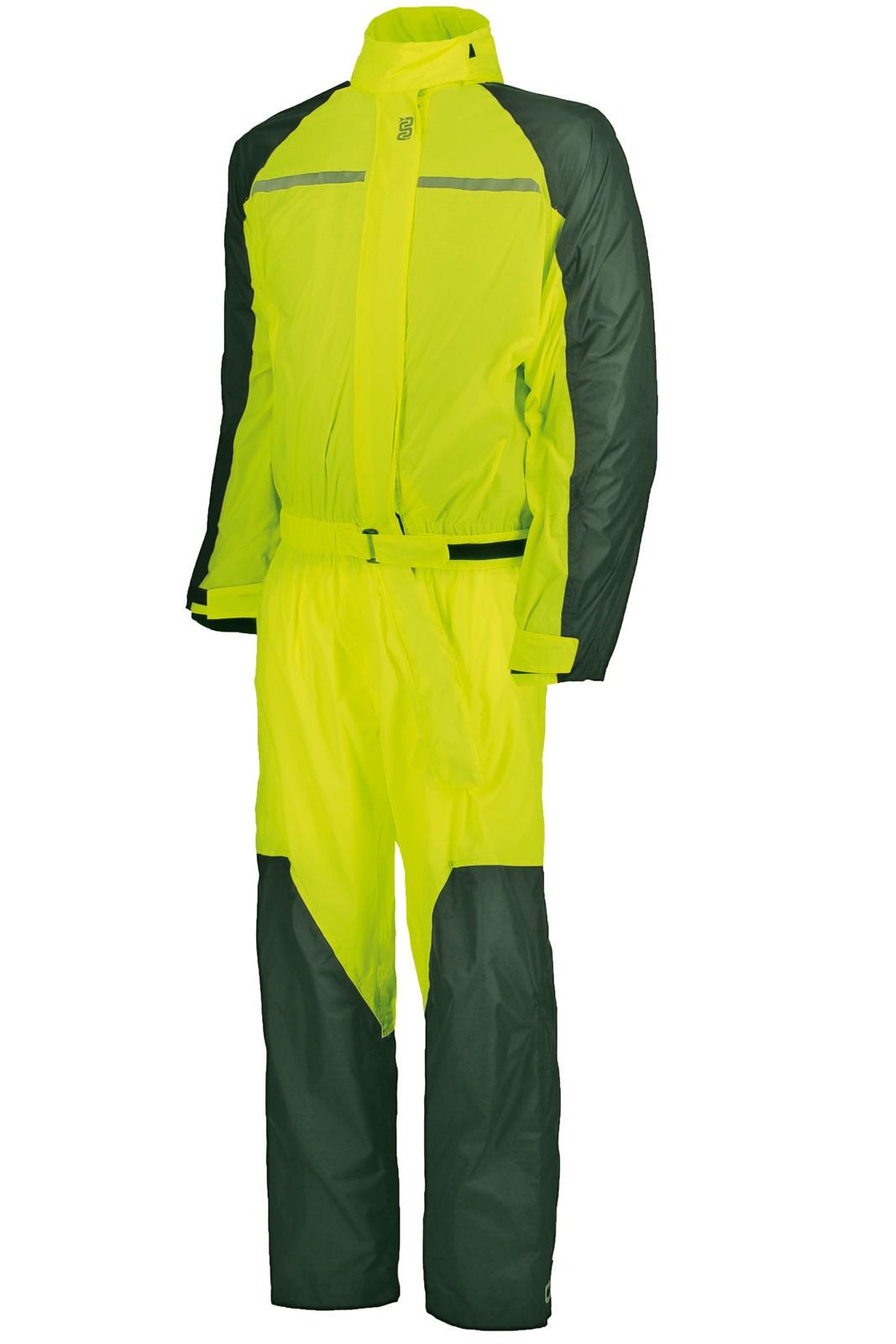 OJ Compact Total Fluo waterproof one piece suit