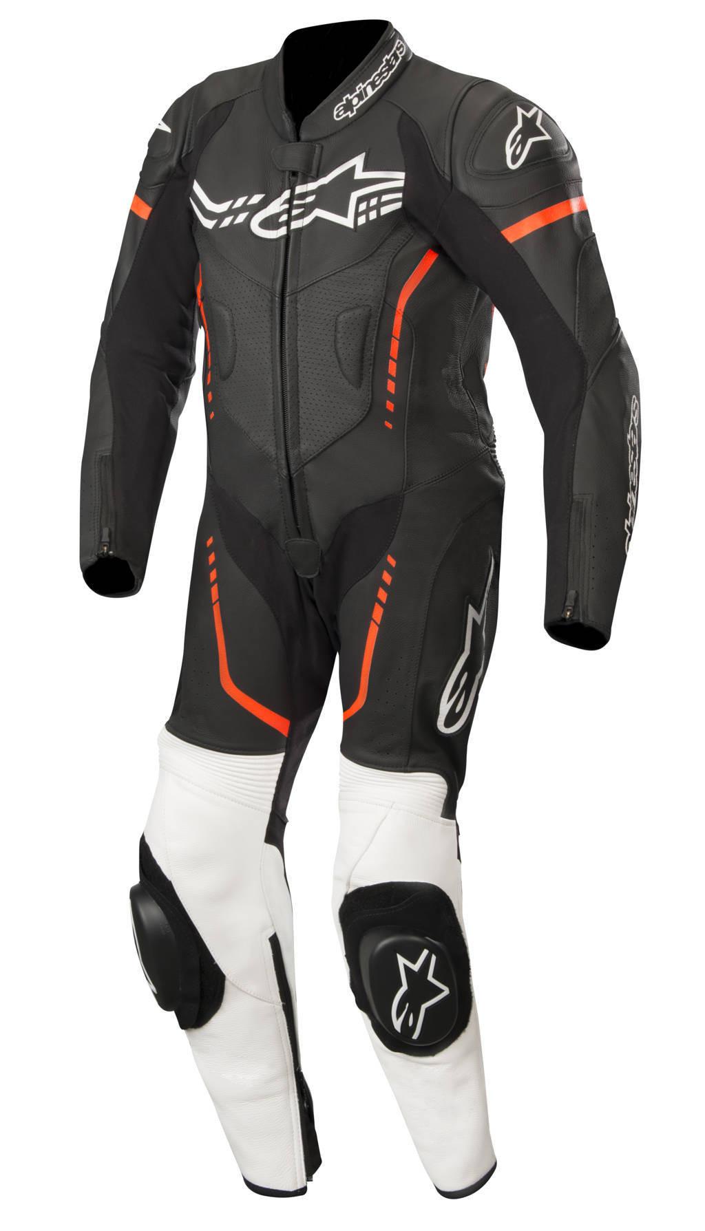 Giubbotto moto Alpinestars Alpinestars T-gp Plus R V2 Air Nero Anthracite