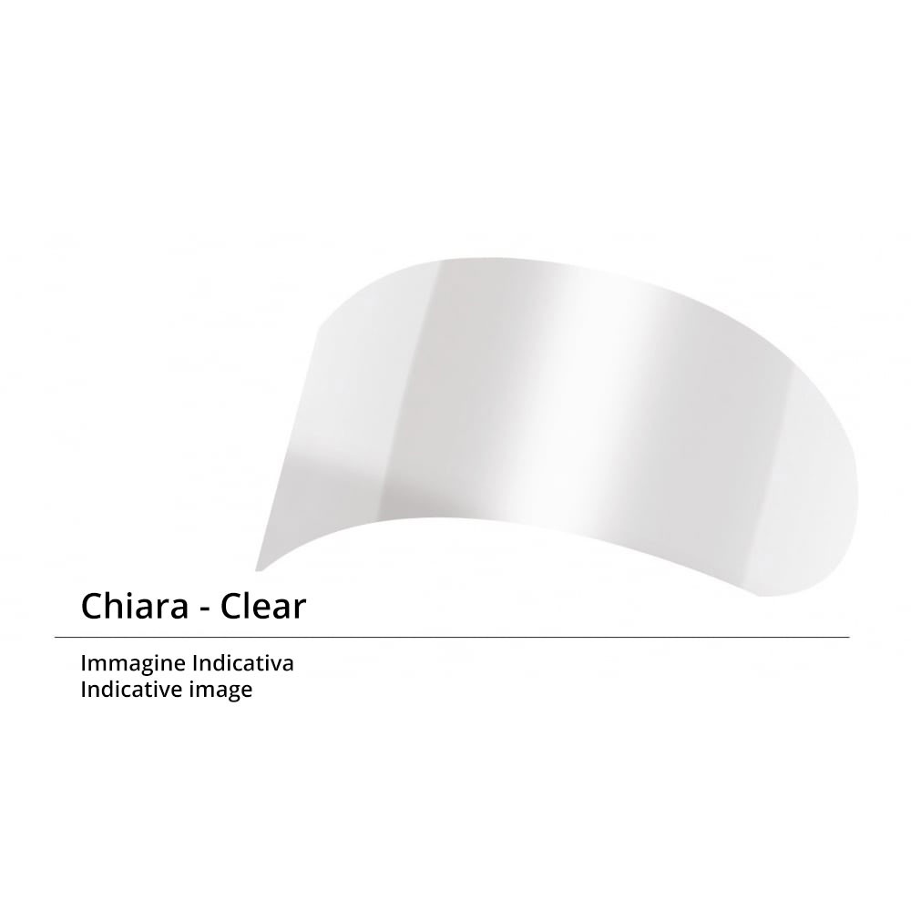 Airoh Antiscratch Visor For MOVEMENT S STORM helmet clear