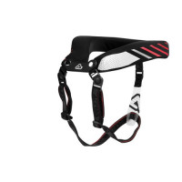 Child Collar Acerbis Stabilizing Collar Junior 2.0 Black Red