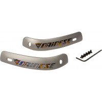 Slider Kit for Dainese boots Titanium