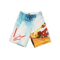 Alpinestars Boom Trunk Boardshorts white