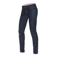 Dainese Belleville slim woman jeans Denim dark