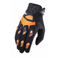 Thor Deflector Gloves cross orange